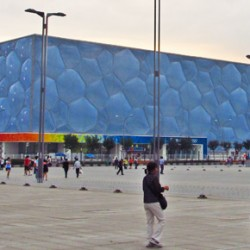 Picture of the Week: Water Cube (Beijing, China)