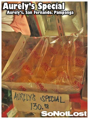 Aurely's Special
