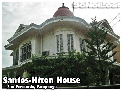 Santos-Hizon House