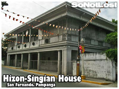 Hizon-Singian House
