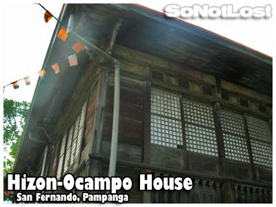 Hizon-Ocampo House