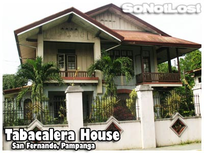 Tabacalera House