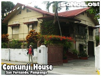 Consunji House