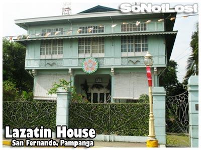 Lazatin House