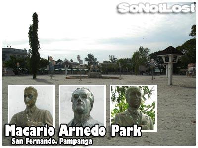 Macario Arnedo Park