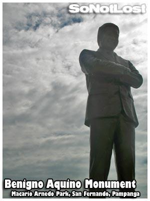 Benigno Aquino Monument