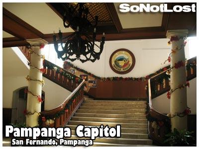 Pampanga Capitol