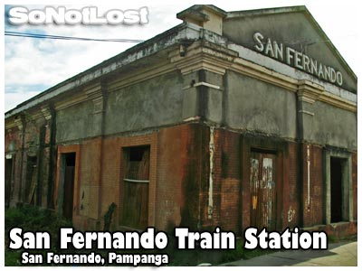 San Fernando Train Station