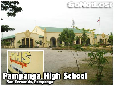 Pampanga High School