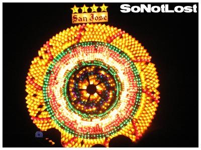 San Jose, Giant Lantern Festival 2008