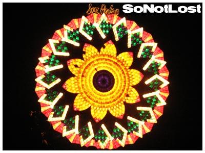 San Pedro, Giant Lantern Festival 2008