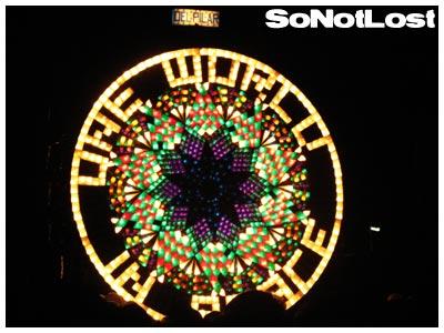 Del Pilar, Giant Lantern Festival 2008