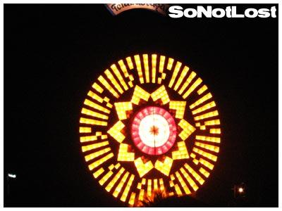 Telabastagan, Giant Lantern Festival 2008