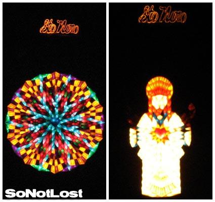 Sto. Nino, Giant Lantern Festival 2008