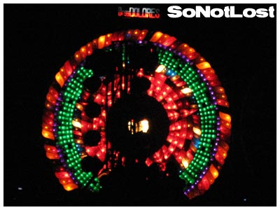 Dolores, Giant Lantern Festival 2008