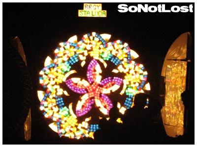 Sta. Lucia, Giant Lantern Festival 2008
