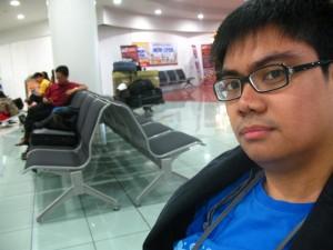 at NAIA Terminal 3