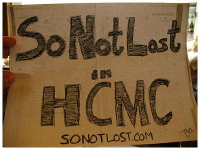 SoNotLost in HCMC