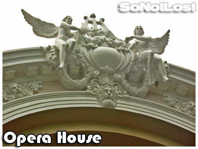 Opera House detailing