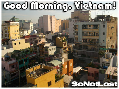 Good Morning, Vietnam!