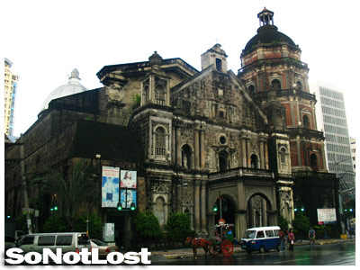 Binondo Church (Chinatown, Manila) - Click to View Hi-Res Image