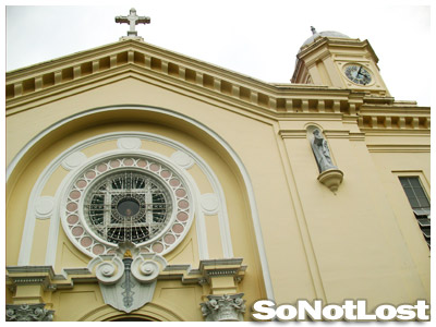 San Diego Pro-cathedral (Silay City) - Click to View Hi-Res Image