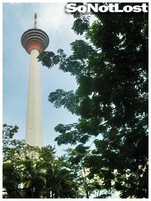 Menara Kuala Lumpur, AKA KL Tower