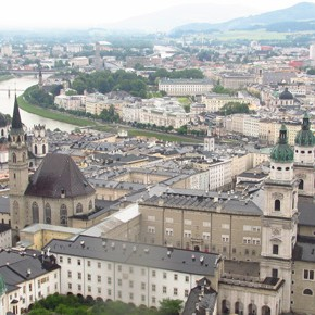 TravelTuesday Picture of the Week: Salzburg Altstadt (Salzburg, Austria)