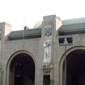 TravelTuesday Picture of the Week: Tanjong Pagar Railway Station (Singapore)