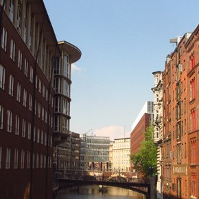 TravelTuesday Picture of the Week: Canals of Hamburg, Germany