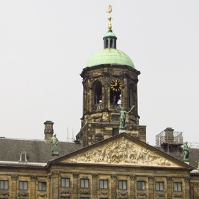 TravelTuesday Picture of the Week: Royal Palace of Amsterdam, Netherlands
