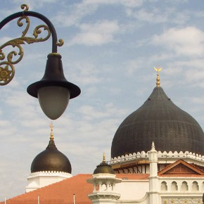 TravelTuesday Picture of the Week: Kapitan Keling Mosque (Penang, Malaysia)