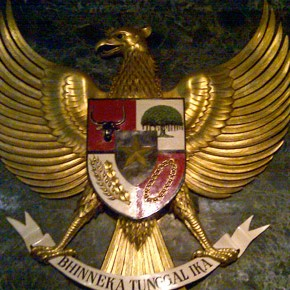 TravelTuesday Picture of the Week: Golden Garuda at Monas (Jakarta, Indonesia)