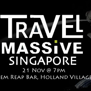 Travel Massive Singapore on 21 November