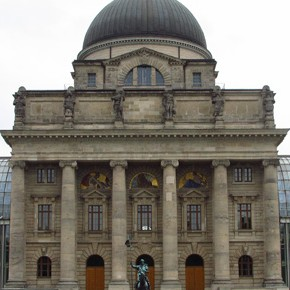 TravelTuesday Picture of the Week: Bavarian State Chancellery (Munich, Germany)